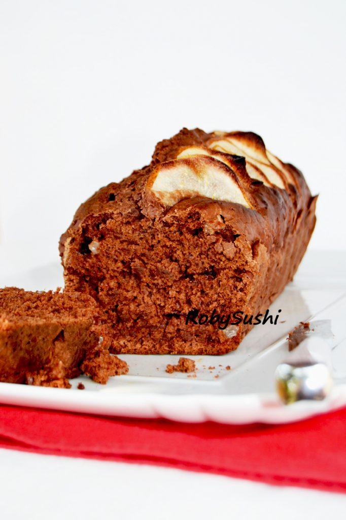 Plumcake vegano pere e cioccolato super golose e senza for Cucinare vegano