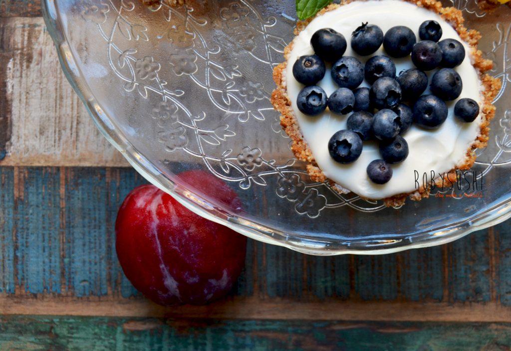 crostatine frutta senza cottura