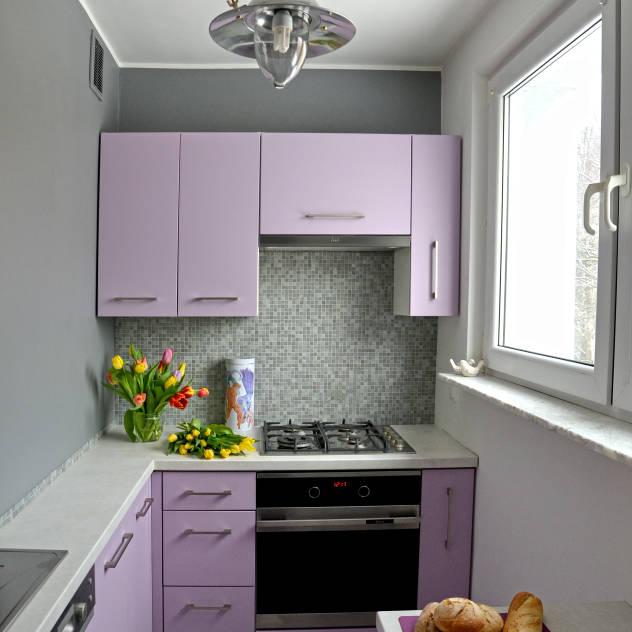 Una piccola cucina per cucinare alla grande - robysushi.com