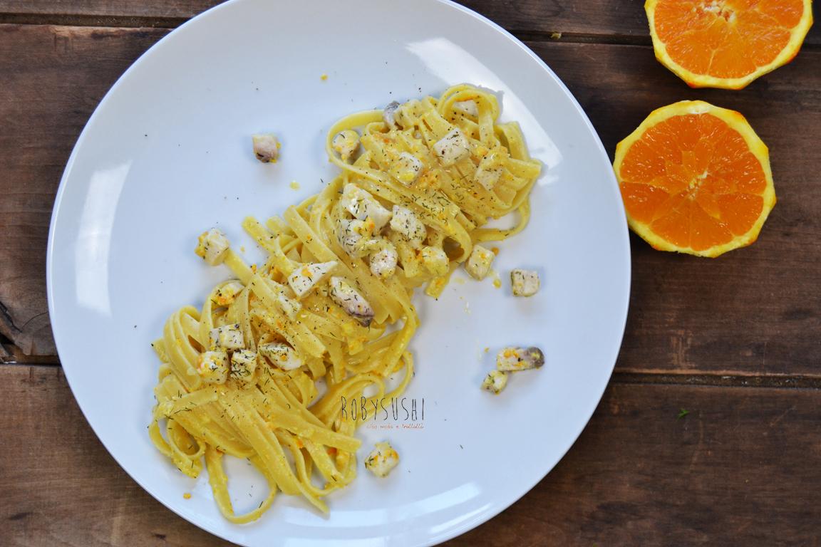 Pasta con pesto di agrumi (2)