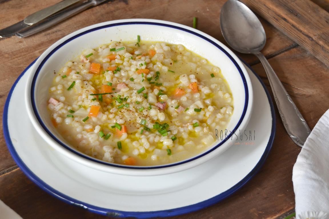 zuppa di orzo daikon e sedano rapa (4)