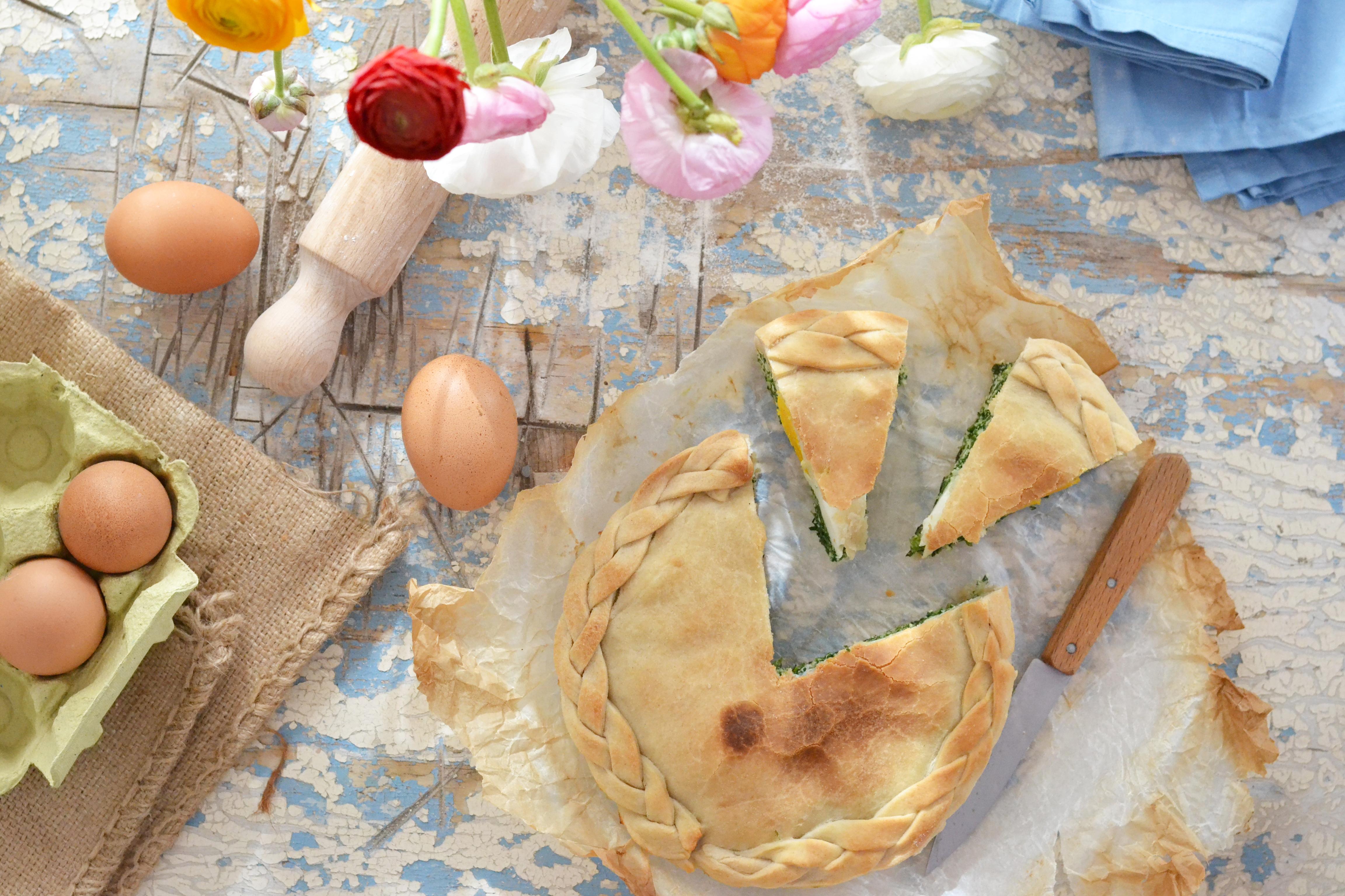 Torta Pasqualina Un Grande Classico Che Non Può Mancare Sulle