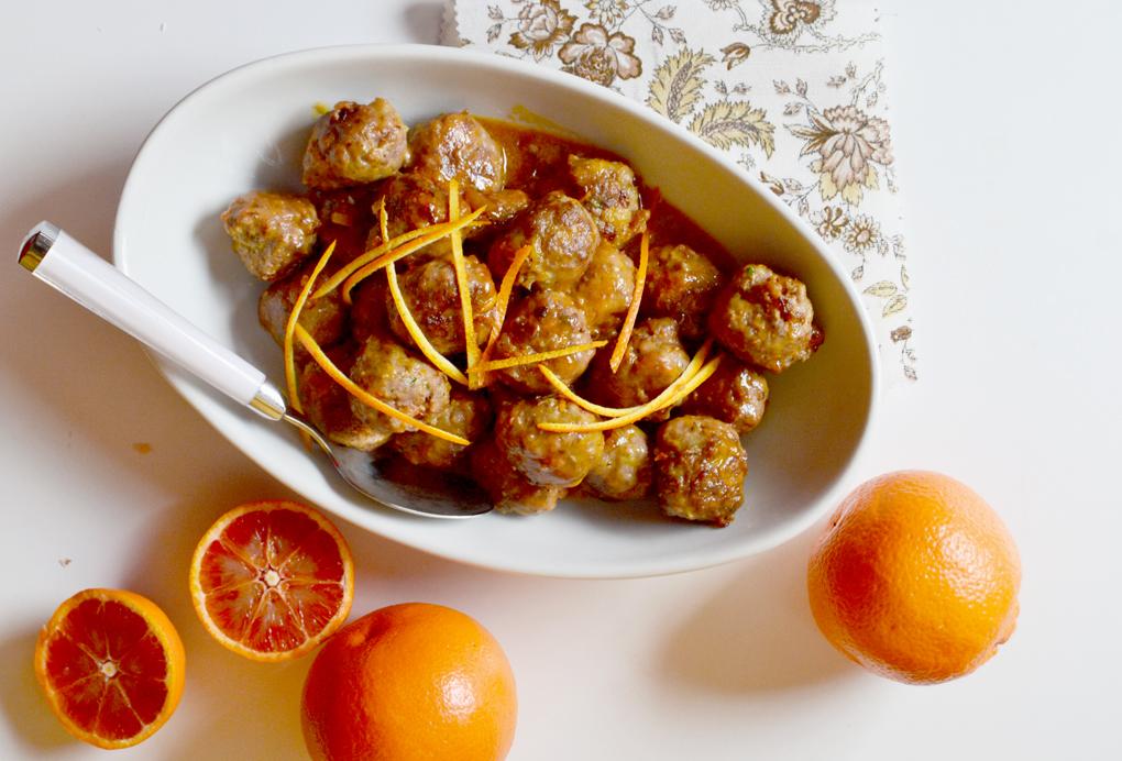 ricette con le arance.