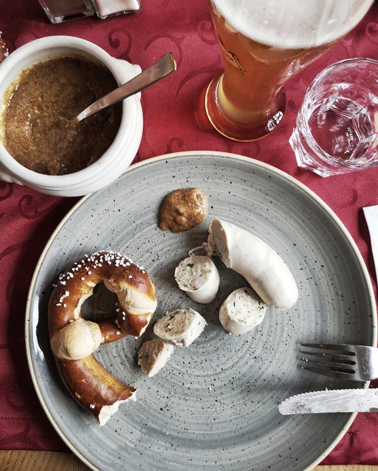Cosa mangiare a Monaco di Baviera