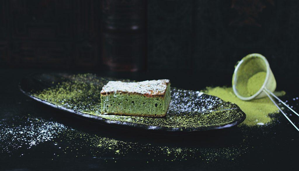 torta variegata al pistacchio