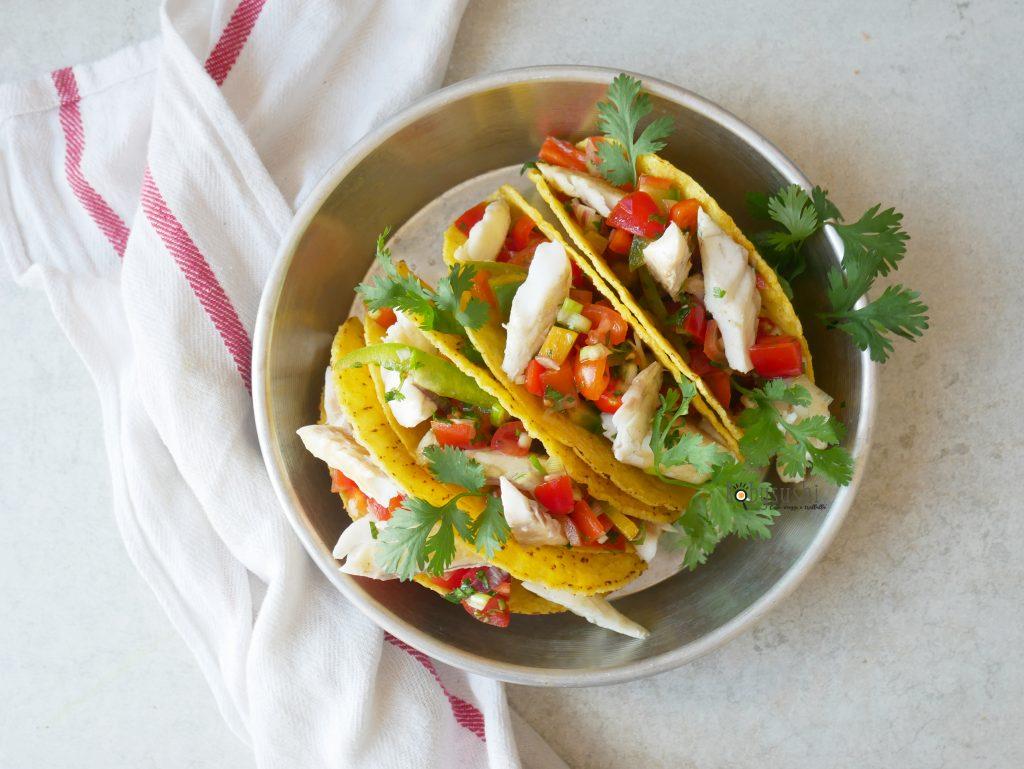 Tacos di pesce facili