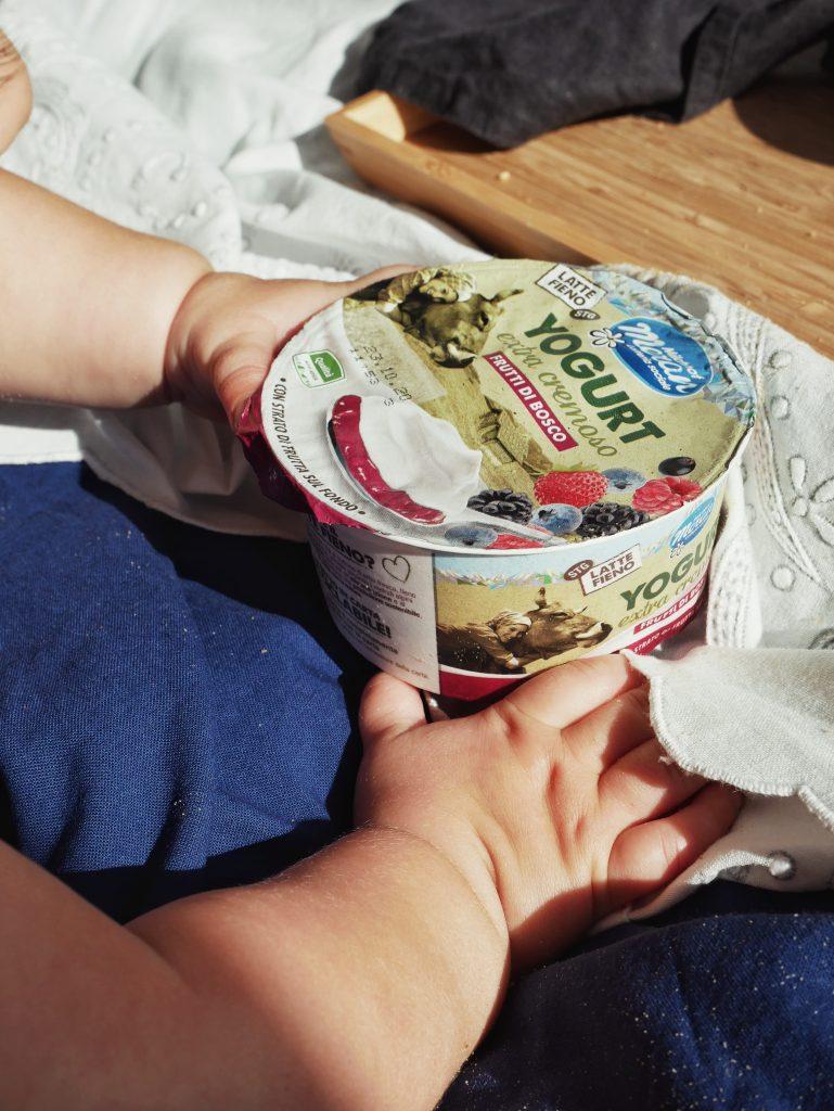 Yogurt di Latte Fieno