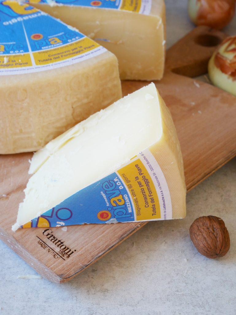 formaggio Piave DOP