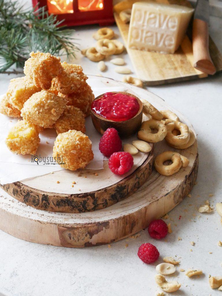 formaggio Piave DOP Mezzano fritto