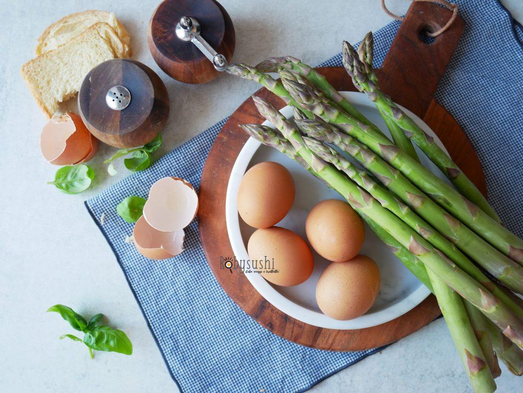 terrina di asparagi